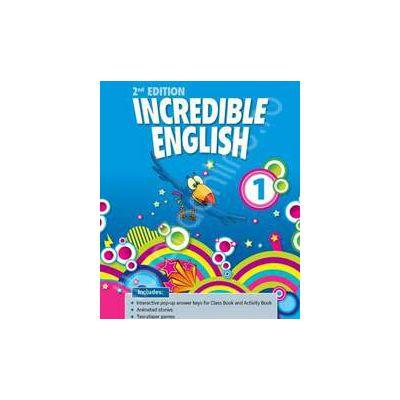 Incredible English 1 iTools DVD-ROM