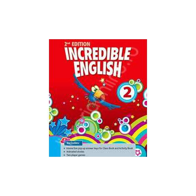 Incredible English 2 iTools DVD-ROM
