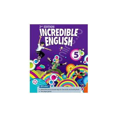 Incredible English 5 iTools DVD-ROM