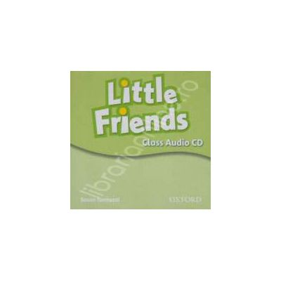 Little Friends Class CD