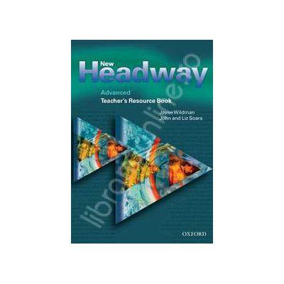 New Headway Advanced Teachers Resource Book