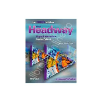 New Headway Upper-Intermediate Third Edition Students Book