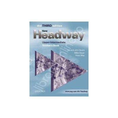 New Headway Upper-Intermediate Third Edition Teachers Book