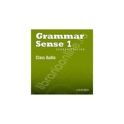 Grammar Sense, Second Edition 1: Class CD (2)