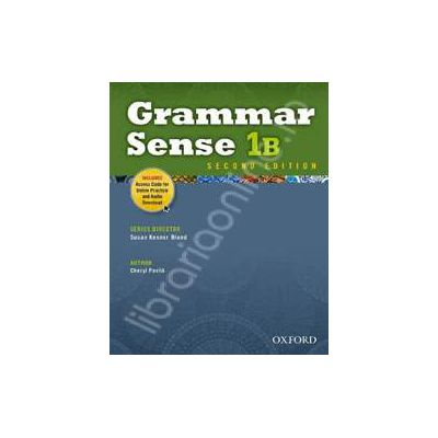 Grammar Sense, Second Edition 1: Student Pack B
