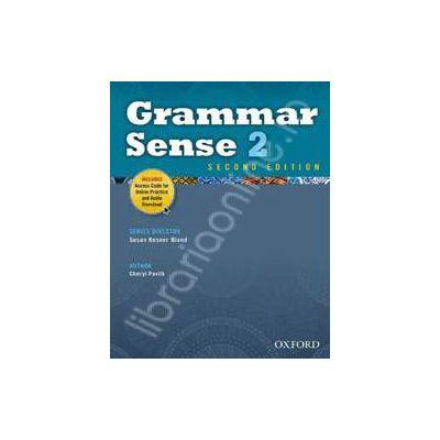 Grammar Sense, Second Edition 2: Student Book Pack