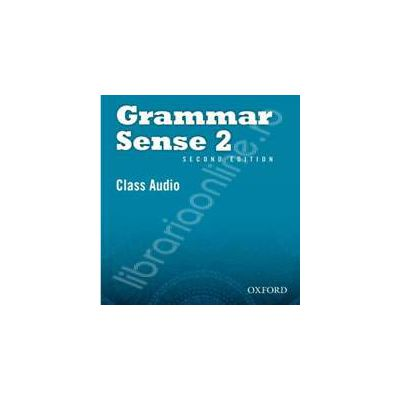 Grammar Sense, Second Edition 2: Class CD (2)