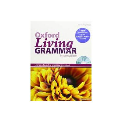 Oxford Living Grammar Intermediate Students Book Pack