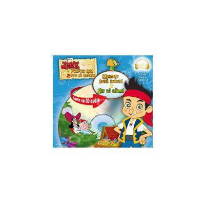 Jake si piratii din Tara de nicaieri (Audiobook, format MP3). Mergeti dupa sunet. Hai sa sarim!