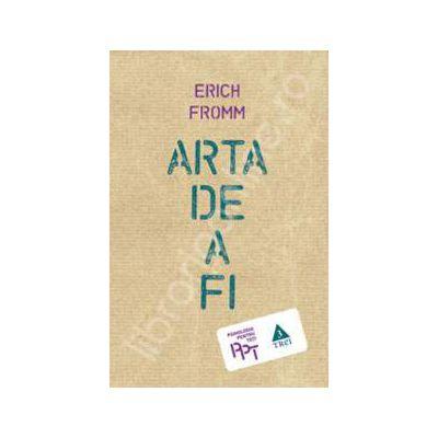 Arta de a fi. Editie, paperback cu clape