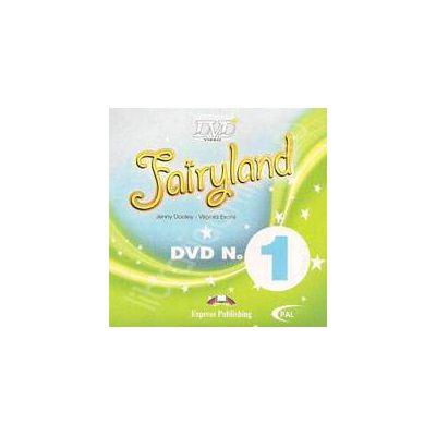 Fairyland 1 DVD