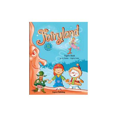 Fairyland 1 Pupils Book