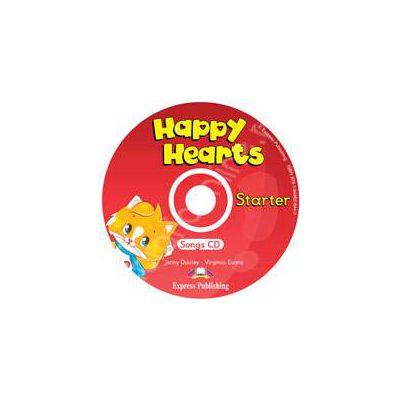 Curs pentru limba engleza Happy Hearts Starter Song CD