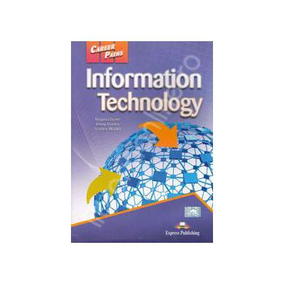 Career Paths Information Technology Students Book