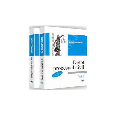Drept procesual civil vol.I - II. Editia a II-a revazuta si adaugita