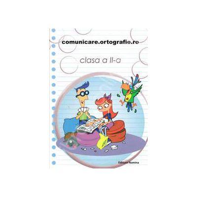 Concursul. Comunicare. Ortografie. ro 2013-2014, pentru clasa a II-a