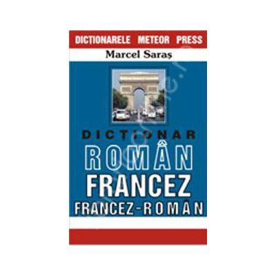 Dictionar francez-roman, roman-francez (Marcel Saras)