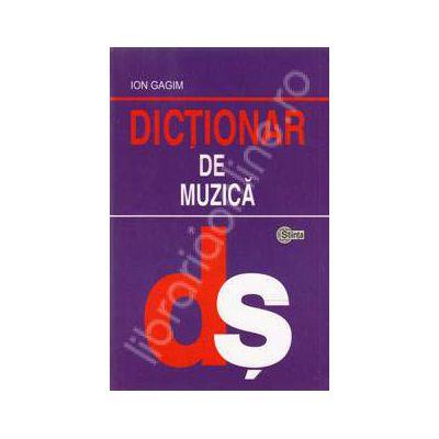 Dictionar de muzica