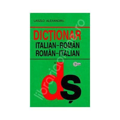 Dictionar italian-roman, roman-italian (Editie Cartonata)