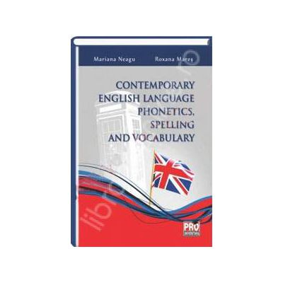 Contemporary english language phonetics, spelling and vocabulary