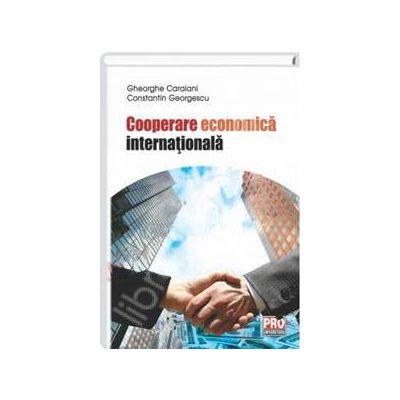 Cooperarea economica internationala