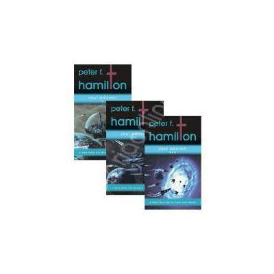 Zeul adormit, 3 Volume (Colectia, Nautilus SF)
