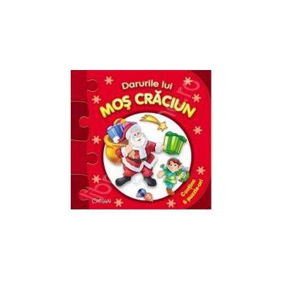 Darurile lui Mos Craciun (Contine 6 puzzle-uri)