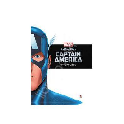 Curajosul Captain America. Inceputurile