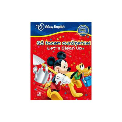 Disney English. Sa facem curatenie!