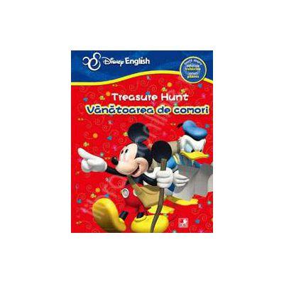 Disney English. Vanatoarea de comori