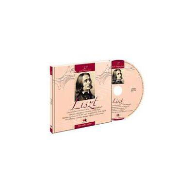 Franz Liszt - Mari compozitori volumul 37
