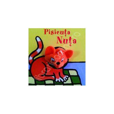 Pisicuta Nuta - carte jucarie