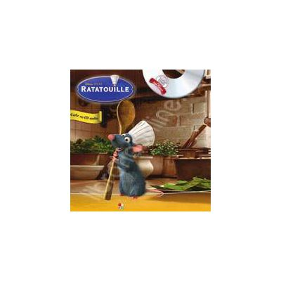 Ratatouille - Disney Audiobook (Carte + CD)