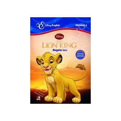 The Lion King - Regele Leu. Invata despre animale (Povesti bilingve)