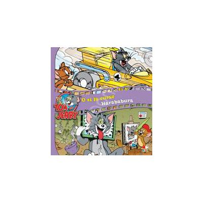 Tom si Jerry: O zi la curse. Harababura