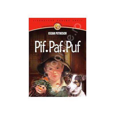 Pif-Paf-Puf (Cezar Petrescu)