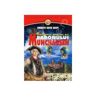 Uimitoarele aventuri ale Baronului Munchausen