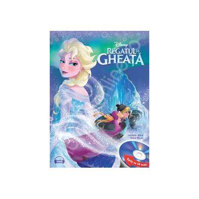 Regatul de gheata - Frozen (Cartea contine CD)