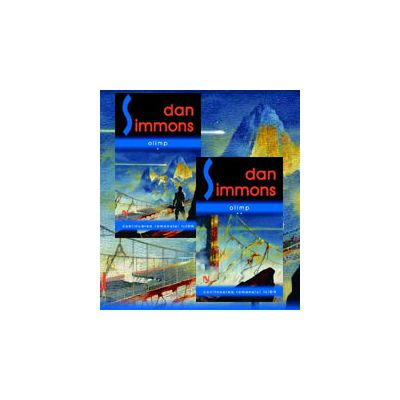 Olimp, 2 volume. Continuarea romanului Ilion