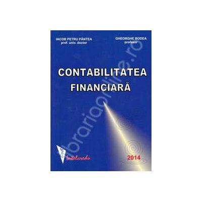 Iacob Petru Pantea, Contabilitatea financiara 2014 - Editie actualizata