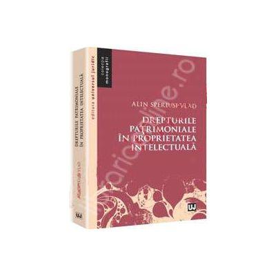 Drepturile patrimoniale in proprietatea intelectuala