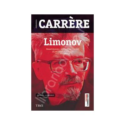 Emmanuel Carrere, Limonov