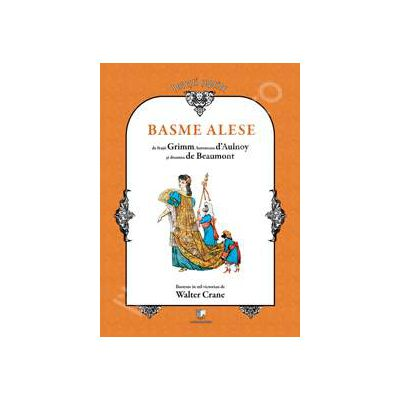 Basme alese (Contine CD)