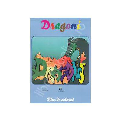 Dragoni - Bloc de desen