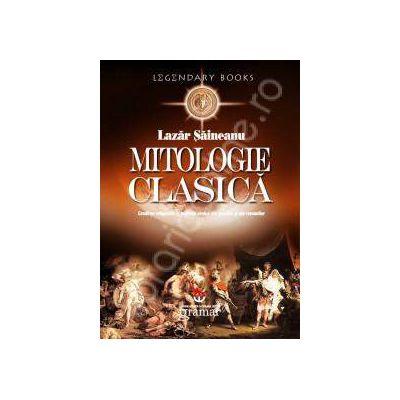 Lazar Saineanu, Mitologie clasica