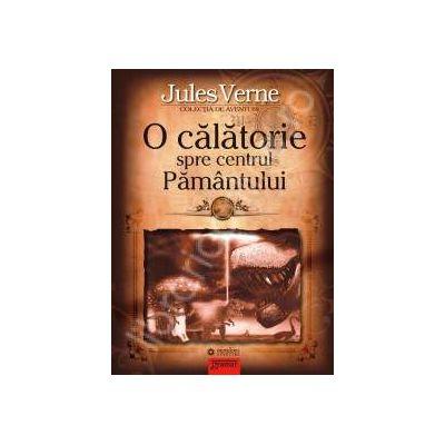 Jules Verne, O calatorie spre centrul Pamantului