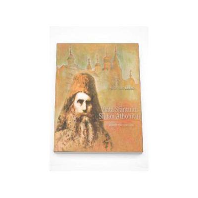 Viata Sfantului Siluan Athonitul povestita copiilor (Grecu Ilie)