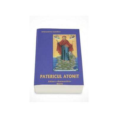 Patericul atonit (Arhimandritul Ioannikios)