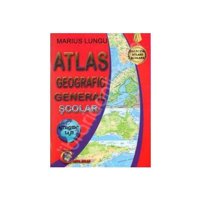 Atlas geografic general scolar (Marius Lungu)