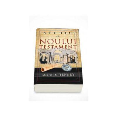 Studiu al Noului Testament (Merrill Tenney)